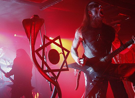 """Nie chcemy Behemotha - bo to sataniści"""