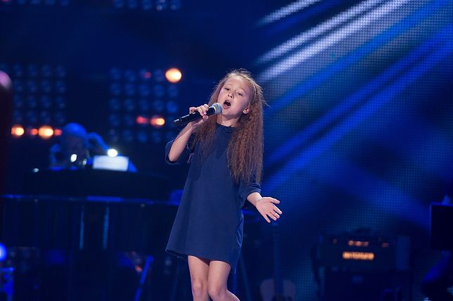 The Voice Kids: Nikola Smutek – rudowłosa psotnica