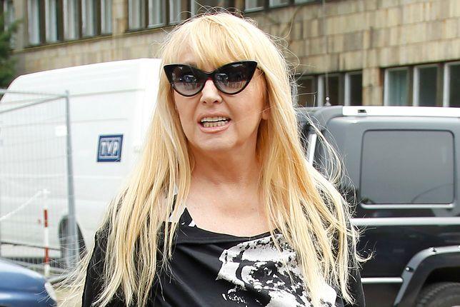 Maryla Rodowicz jest zmuszona sprzedać swoją posiadłość