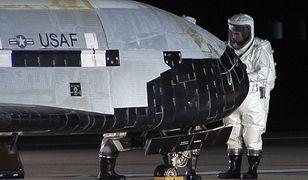 X-37B potrafi błyskawicznie zmienić orbitę