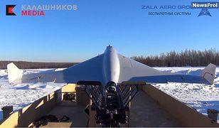 Nowa broń dla Rosji to eksperymentalny dron