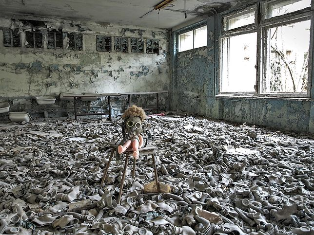 Pokój kontrolny w Czarnobylu nową atrakcją turystyczną
