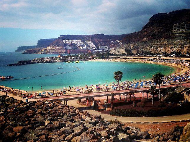 Kontynent w pigułce. Gran Canaria i wszystko jasne: urlop idealny