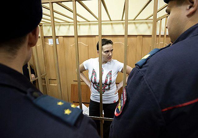 Kończy się dramat ukraińskiej pilotki