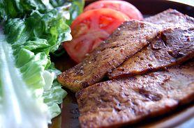 Bekon wegetariański w kawałkach