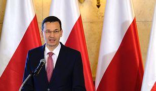 Premier Morawiecki wykazał się nie lada refleksem