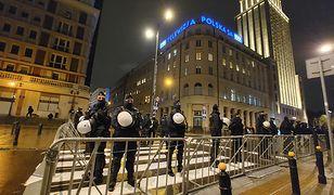 Telewizja Polska pod obstawą policji. Bali się ataku?