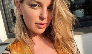 """Oliwia z """"Love Island"""" kusi na Instagramie. Gwiazda pozuje w bieliźnie"""