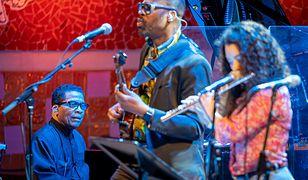 Jazz w Warszaiwe. Warsaw Summer Jazz Days. Herbie Hancock, zdjęcie archiwalne (Photo by Robert Marquardt/WireImage)