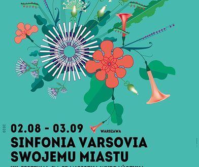 Warszawa. Sinfonia Varsovia Swojemu Miastu rozpocznie się 2 sierpnia