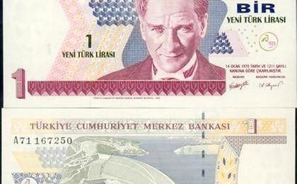 Zestrzelenie rosyjskiego samolotu mocno wpłynęło na kurs tureckiej liry