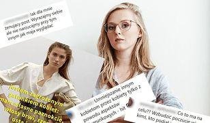 Kobiety nieustannie są oceniane. Każda ma prawo decydować o swoim wyglądzie