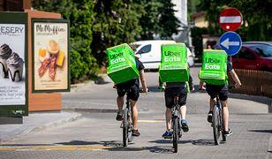 Uber Eats nareszcie w Kielcach