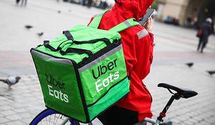Uber Eats oferuje darmowe dostawy we wszystkich miastach