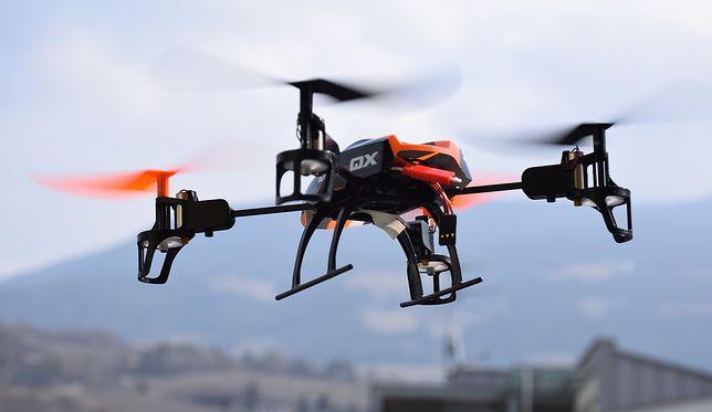 Drony pomagają utrzymać porządek we Włoszech. Możliwe, że niedługo zaczną pracę też w Polsce