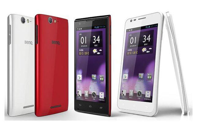 BenQ powraca na rynek smartfonów