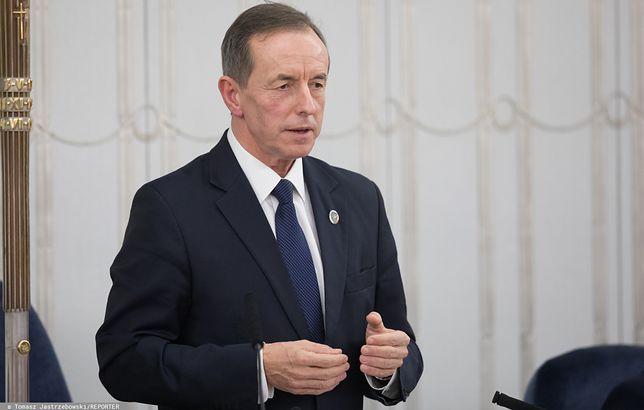 Marszałek Senatu Tomasz Grodzki skrytykował apel CBA