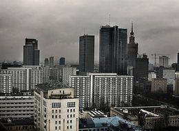 Warszawskie drapacze chmur ugięły się pod kryzysem