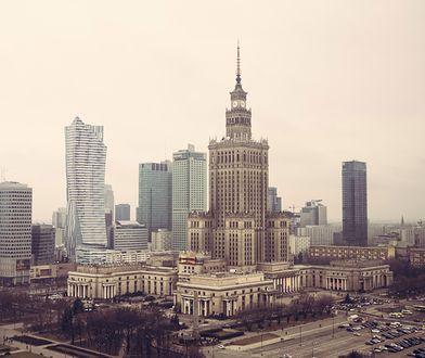 Smog Warszawa - 14 lutego. Sprawdź, jaka jest dziś jakość powietrza w poszczególnych dzielnicach