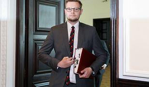 Minister Michał Woś odniósł się do wypowiedzi Rzecznika Praw Obywatelskich Adama Bodnara