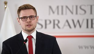 Michał Woś, nowy minister ds. pomocy humanitarnej