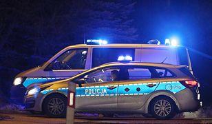 Tragedia w Pruszkowie. Nie żyje 22-latek potrącony przez pociąg