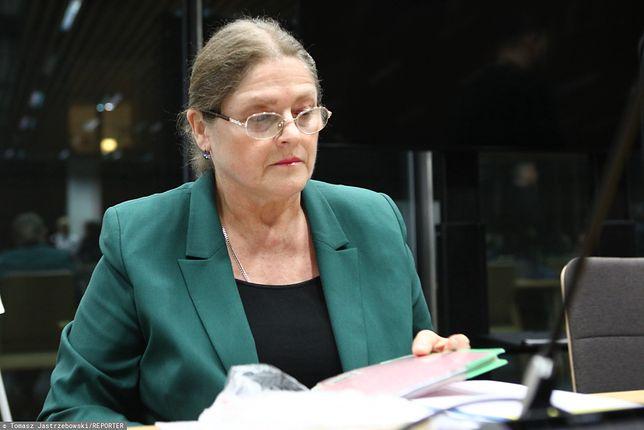 Krystyna Pawłowicz może stracić immunitet sędziowski