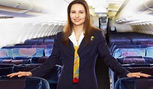 Stewardessa na pokładzie