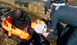 Ponad 2 tys. migrantów uratowano na Morzu Śródziemnym