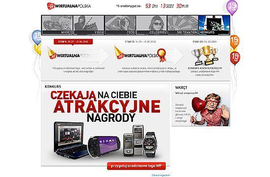 Worek nagród z okazji 15-lecia Wirtualnej Polski!