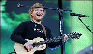 Ed Sheeran - koncert w Dublinie.