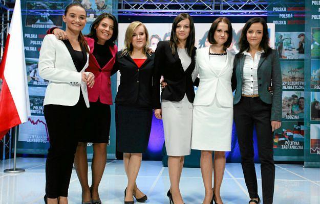Kandydatki PiS w wyborach w 2011 r., Magdalena Żuraw pierwsza z prawej