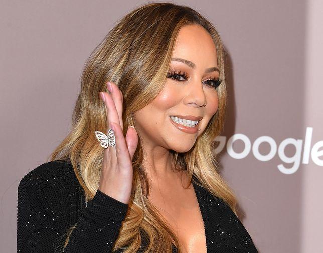 Mariah Carey jest najmłodsza z trójki rodzeństwa