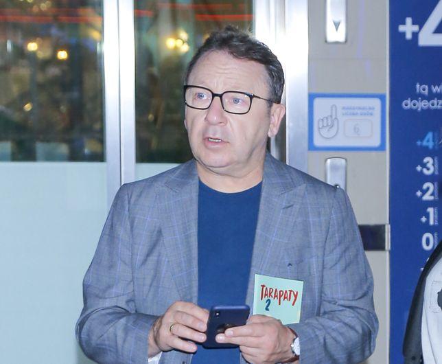 Zbigniew Zamachowski wyprowadził się od trzeciej żony