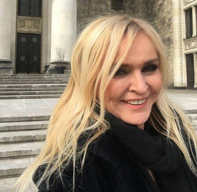 Monika Olejnik po raz drugi zostanie babcią. Będzie chciała zająć się wnukami
