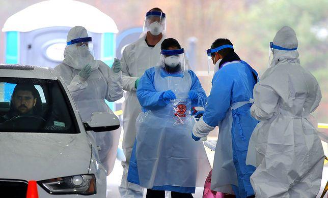 Już ponad milion ofiar koronawirusa na całym świecie