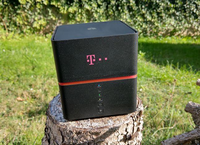 Mobilny router z własną baterią zadziała nawet w ogrodzie (fot. dobreprogramy)