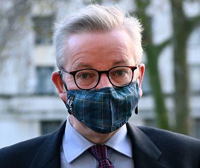 Wielka Brytania. Antyszczepionkowcy nie będą zadowoleni. Ostry komentarz ministra