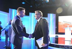 Ostatnia prosta przed II turą wyborów. Kto ma większe szanse? Oglądaj #dziejesienazywo!