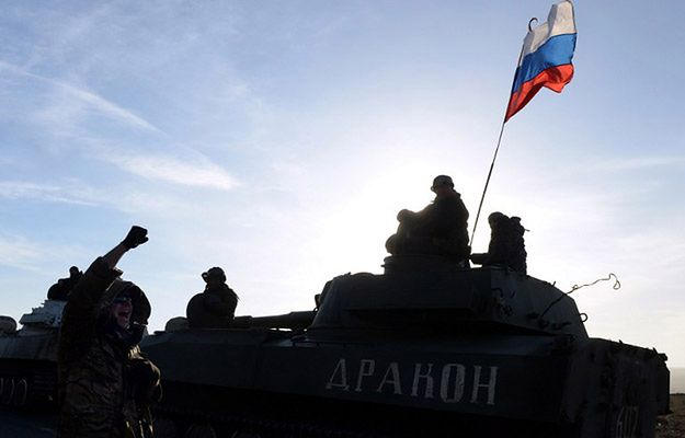 Kreml odpiera zarzuty rządu w Kijowie, jakoby na wschodzie Ukrainy walczyli rosyjscy żołnierze