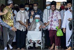Indonezja. Był odpowiedzialny za śmierć 202 osób. Wyszedł na wolność