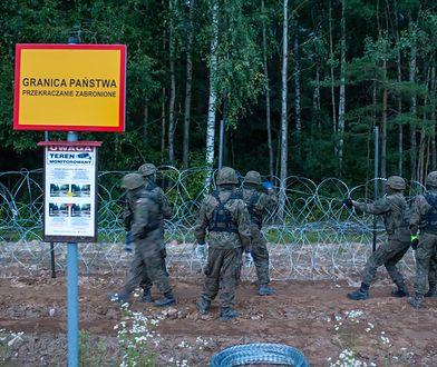 Stan wyjątkowy w Polsce. Komisja Europejska zbada sytuację na granicy? Zdjęcie sprzed wprowadzenia stanu wyjątkowego