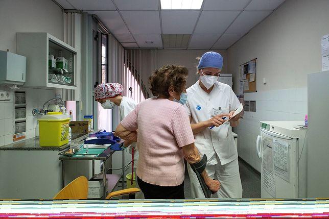 Koronawirus w Czechach. Trudna sytuacja epidemiczna (zdjęcie ilustracyjne)