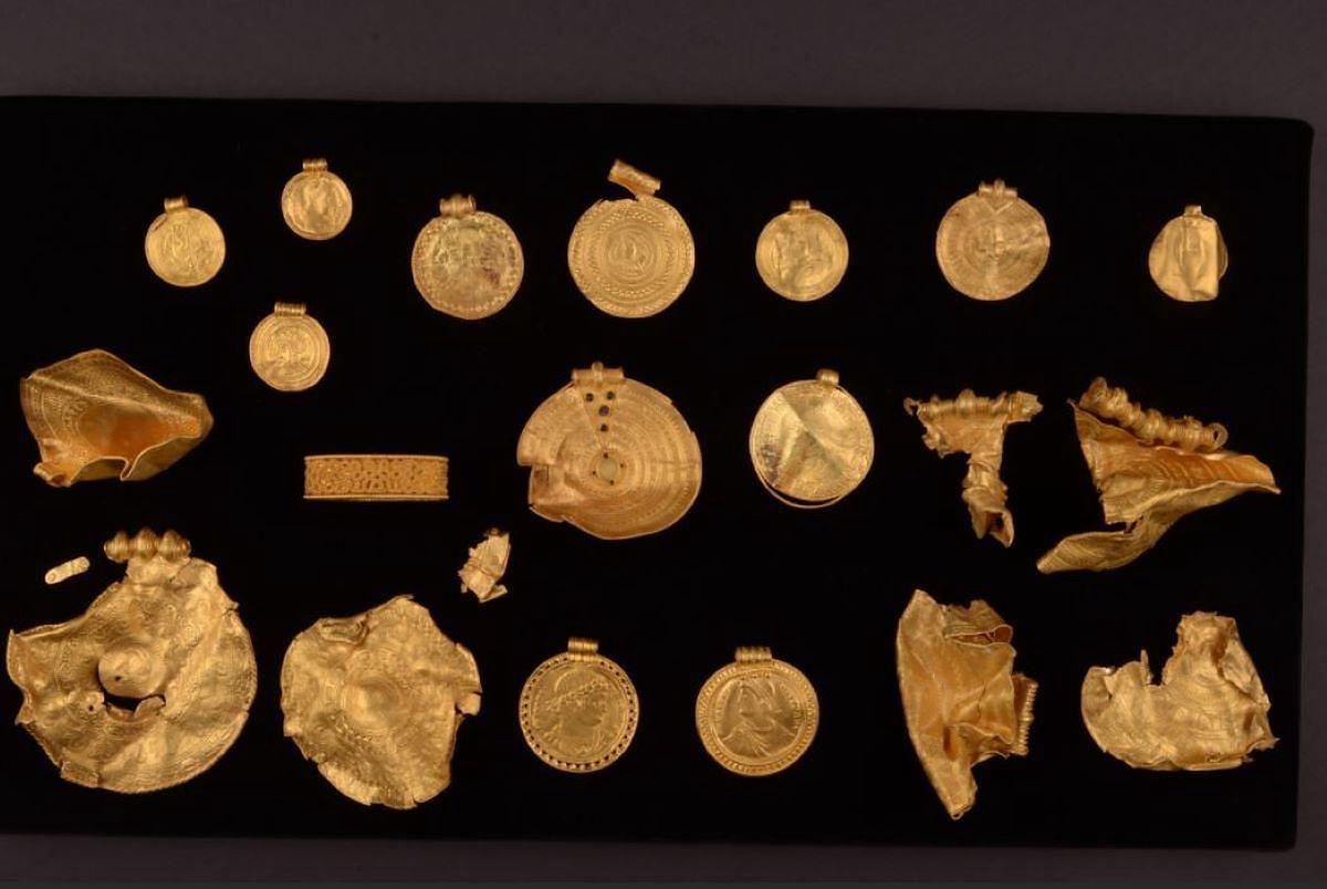 Odkrył skarb sprzed 1500 lat. Nowe informacje w sprawie