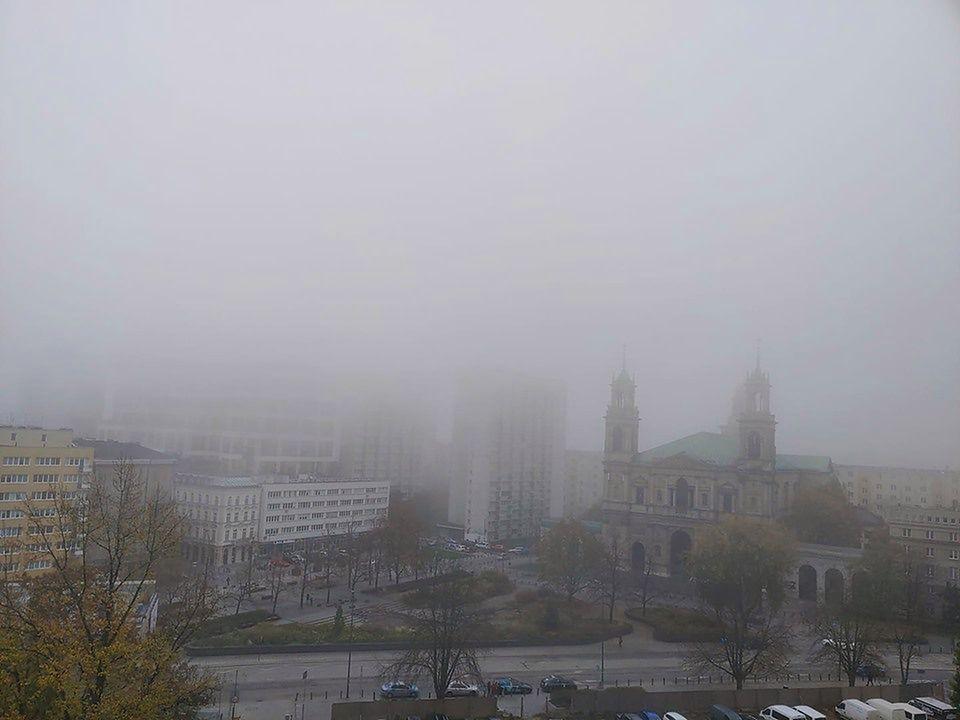 Pogoda na dziś i do 1 listopada. Wyż Oldenburgia wpływa na pogodę