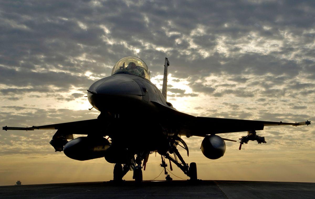 Amerykański F-16 omyłkowo zbombardował Japonię. Nikt nie ucierpiał