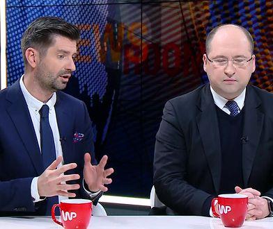 """Polityk mówi, że PiS jest partią pokoju. """"Od brutalnego ataku Tuska zaczęła się wielka wojna"""""""