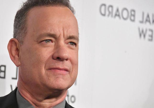 Koronawirus. Produkcja filmu z Tomem Hanksem oficjalnie przełożona