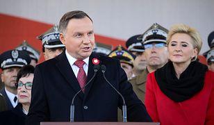 Narodowe Święto Niepodległości Polski. Obchody z udziałem Pary Prezydenckiej
