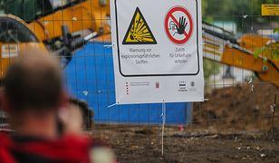 Ewakuacja we Frankfurcie, 90 tys. osób opuściło domy. Największa taka akcja w powojennej historii Niemiec